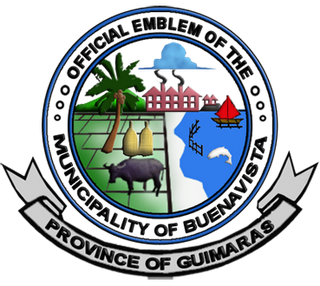 Municipality of Buenavista Official Logo